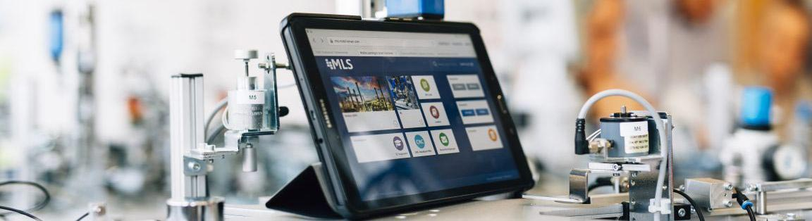 MLS - Mobile Learning in Smart Factories