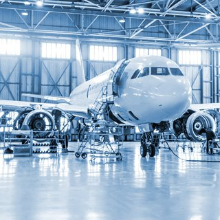 Industrie aircraft construction – Mütsch production techology GmbH