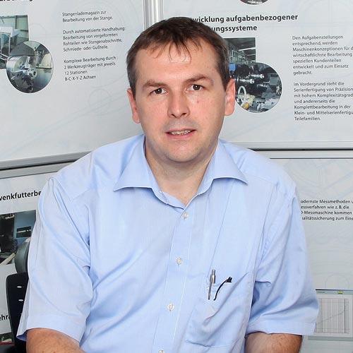 Joachim Mütsch – Mütsch GmbH